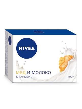 Косметическое мыло NIVEA Мед и молоко 100 г