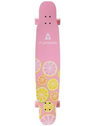 Лонгборд Playshion Pinkflow 46''X9.5'' (117 X 24 см)