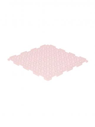 Модульный коврик Ортодон Камешки мягкие розовый пастельный