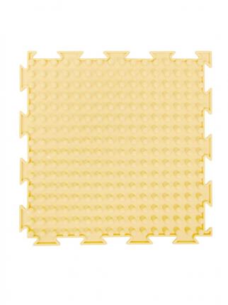 Модульный коврик Ортодон Шипы мягкие оранжевый пастельный