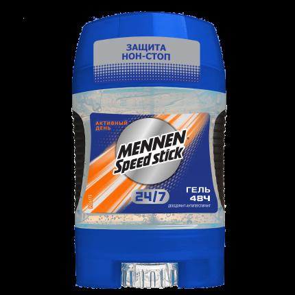 Дезодорант Mennen Speed Stick Активный день 85 г