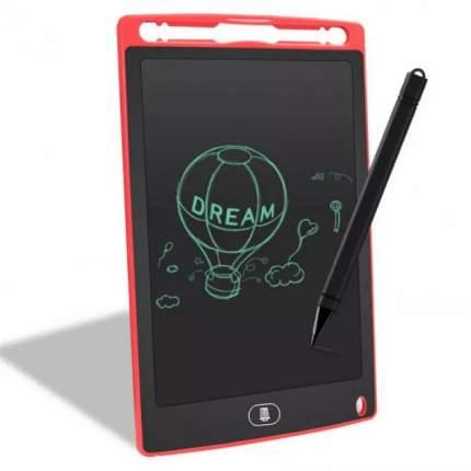 """Планшет для рисования wellywell Графический с LCD экраном 8.5"""" красный Planshet_Red"""