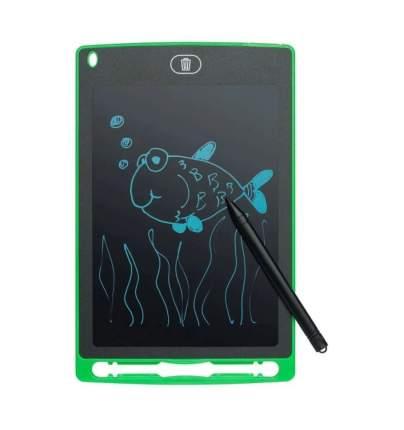 """Планшет для рисования wellywell Графический с LCD экраном 8.5"""" зеленый Planshet_green"""