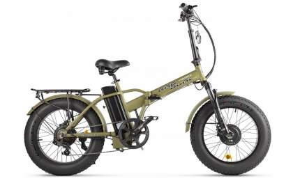 Электровелосипед Volteco Bad Dual New  (2021) (бежевый)