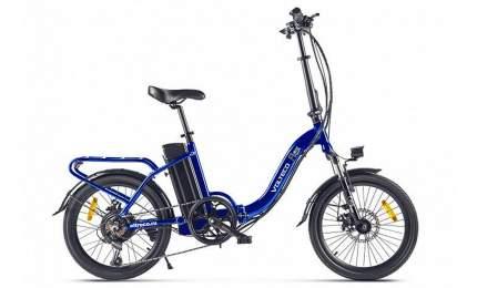 Электровелосипед Volteco Flex up!  (2021) (синий)