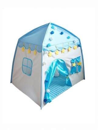 Игровая Палатка Aiden-Kids Домик Голубая 001027