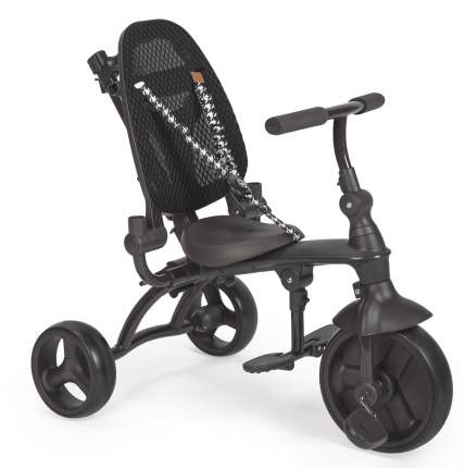 Велосипед трехколесный Happy Baby Mercury brown