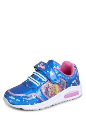 Кроссовки детские Barbie, цв.синий р.30