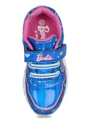 Кроссовки детские Barbie, цв.синий р.26