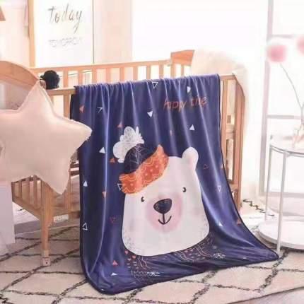 Плед детский фланелевый Tango 1014-12, 100x140 см