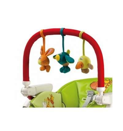 Дуга с игрушками для стульчиков Play Bar