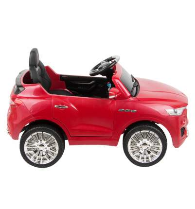 Электромобиль Weikesi Maserati Levante красный