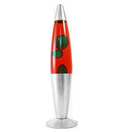 Лава-лампа, 35 см, Зелёная/Красная