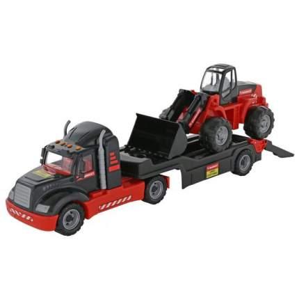 205-03 MAMMOET, автомобиль-кран с поворотной платформой (в лотке) Mammoet 56993_PLS