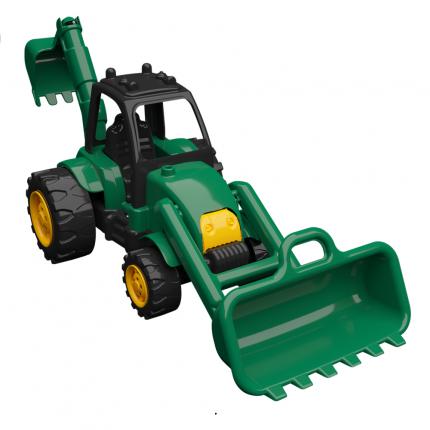 Трактор с дополнительным ковшом 36 см Terides Т8-053