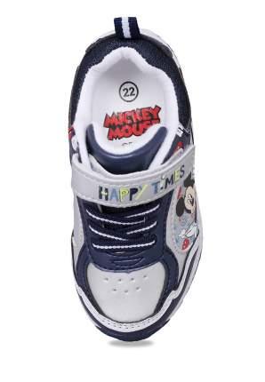 Полуботинки для мальчиков Mickey Mouse, цв. темно-синий, р-р 22