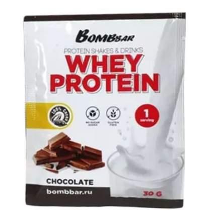 Протеин Bombbar Whey Protein, 30 г, chocolate