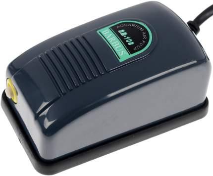 Компрессор для аквариума Barbus AIR 001 одноканальный, 3 л/мин