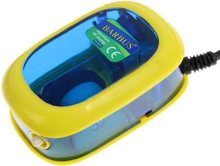 Компрессор для аквариума Barbus AIR 008 одноканальный, 4,5 л/мин