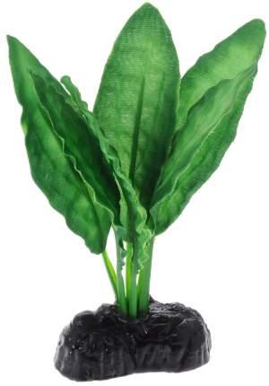 Растение для аквариума Barbus, шелк, Эхинодорус Блейхери Plant 037, 10 см