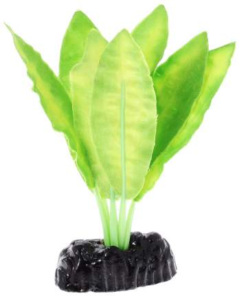 Растение для аквариума Barbus, шелк, Апоногетон Натанс Plant 048, 10 см