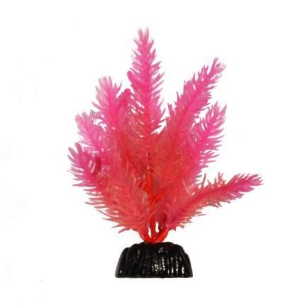 Растение для аквариума Barbus, пластик, светящееся в темноте, Plant 058, 10 см