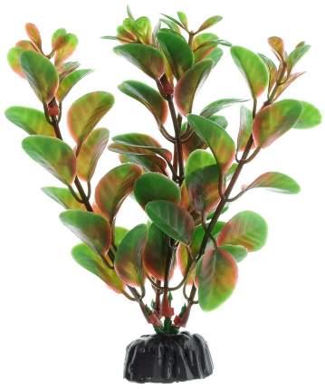 Растение для аквариума Barbus, пластик, Людвигия красная, Plant 006, 10 см