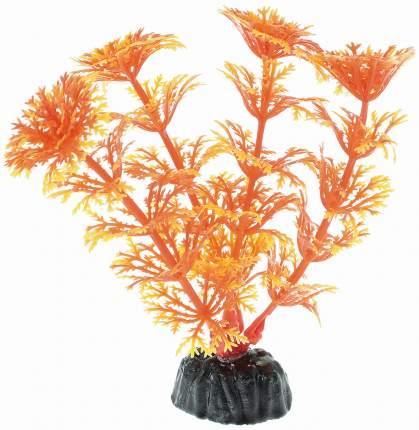Растение для аквариума Barbus, пластик, Кабомба оранжевая, Plant 021, 10 см