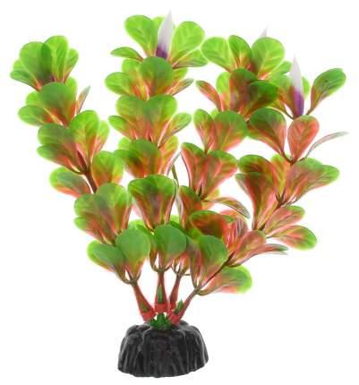 Растение для аквариума Barbus, пластик, Людвигия ползучая красная, Plant 022, 10 см