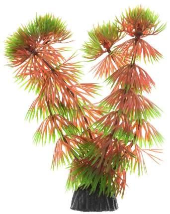 Растение для аквариума Barbus, пластик, Кабомба красная, Plant 033, 10 см