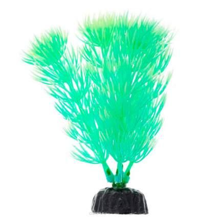 Растение для аквариума Barbus, пластик, светящееся в темноте, Plant 055, 10 см