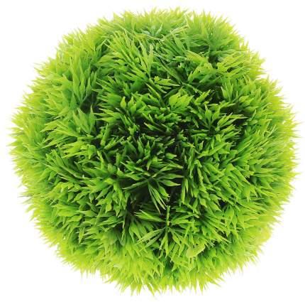 Растение для аквариума Barbus, пластик, Шар, зеленое, Plant 061, 12 см