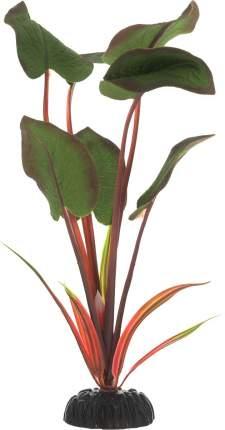 Искусственное растение для аквариума Barbus Эхинодорус бархатный Plant 043 20 см, шелк