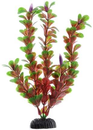 Растение для аквариума Barbus, пластик, Людвигия ползучая красная, Plant 022, 20 см