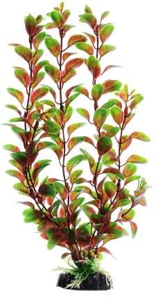 Растение для аквариума Barbus, пластик, Людвигия красная, Plant 006, 30 см