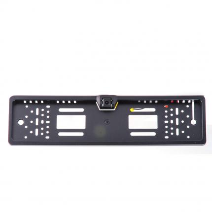 Камера заднего и переднего вида в рамке номерного знака Vizant/IL Trade   RMCM-19