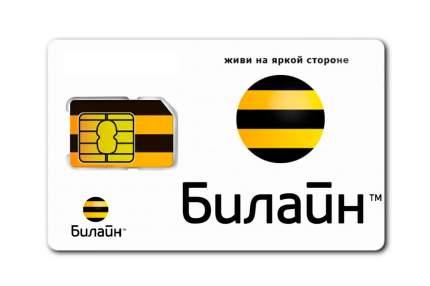 SIM-карта Билайн вся Россия 500