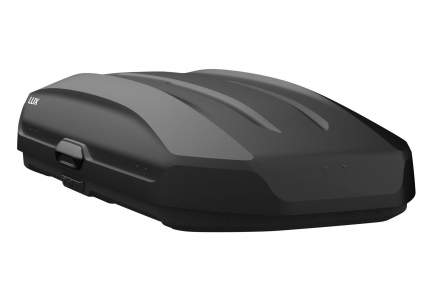 Бокс на крышу автомобиля LUX TAVR 197 LUX-791965 520л черный матовый 197х89х40