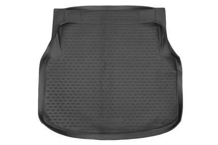 Коврик в багажник MERCEDES-BENZ С-Class W204 2007-2014, сед. (полиуретан)