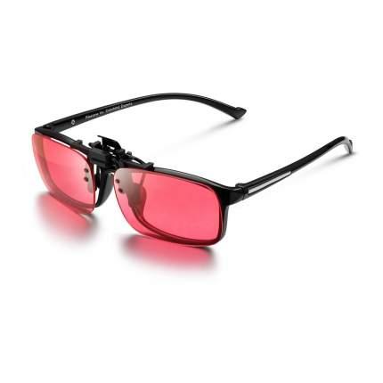 Очки для дальтоников Pilestone GM-3 Cредняя/сильная степень, используются с диоптриями