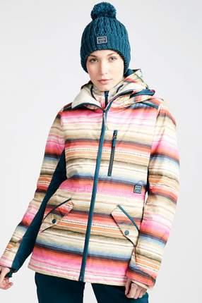 Куртка утепленная женская Jara, мультиколор, XS
