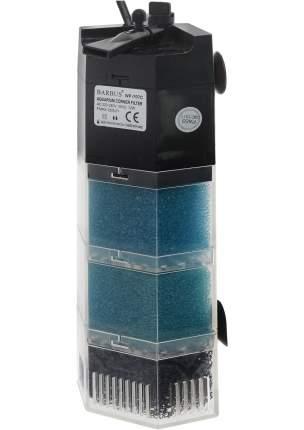 Фильтр для аквариума внутренний секционный угловой Barbus Filter 008 650 л/ч 12 Вт