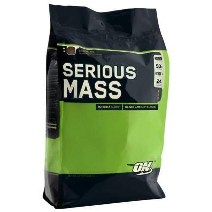 Гейнер Optimum Nutrition Serious Mass, 5460 г, chocolate peanut butter