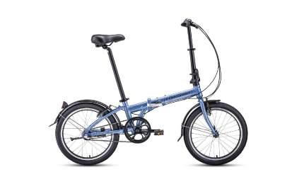 Велосипед Forward Enigma 20 3.0 2020 One Size royal blue/black