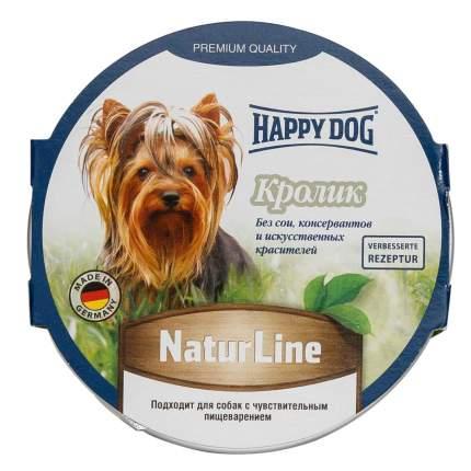 Консервы для собак Happy Dog все породы паштет с кроликом 11шт по 85г