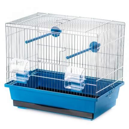 Клетка для птиц INTER-ZOO P056 Kanarek оцинкованная 39х25х33,5 см