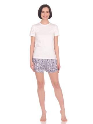 Повседневные шорты женские N.O.A. 31395-7 разноцветные 44 RU