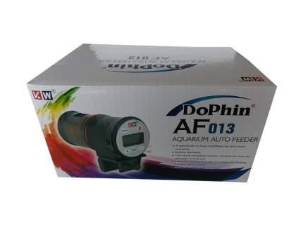 Автоматическая кормушка для рыб KW ZONE Dophin AF-013 до 5 кормлений с дисплеем