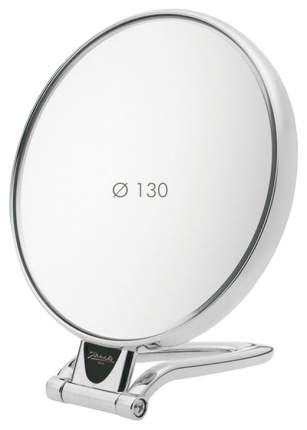 Косметическое зеркало Janeke Настольное D130 серебристое