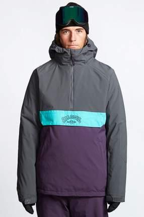 Анорак сноубордический Stalefish Anorak Purple, фиолетовый, S